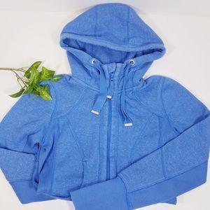 ZELLA Zip Up Hoodie Sweater Size XS